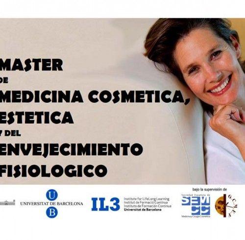 master medicina cosmetica estetica