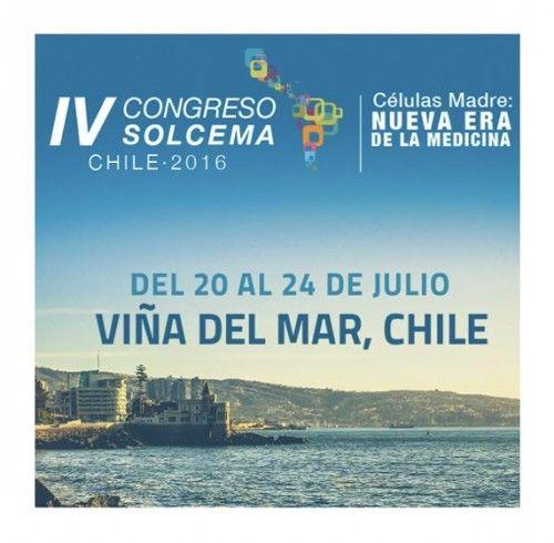 Celulas Madre Congreso Chile, Viña del Mar