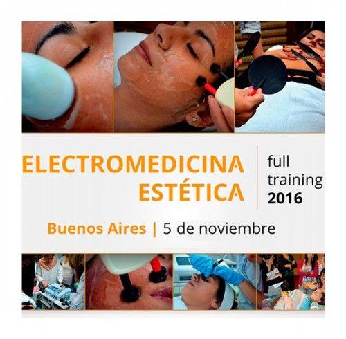 Full Training 2016 en Electromedicina Estética