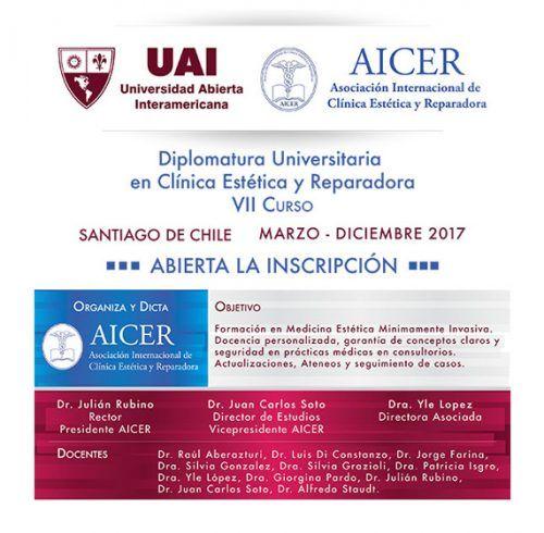Diplomatura Universitaria en Clínica Estética y Reparadora