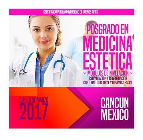 Posgrado en Medicina Estetica