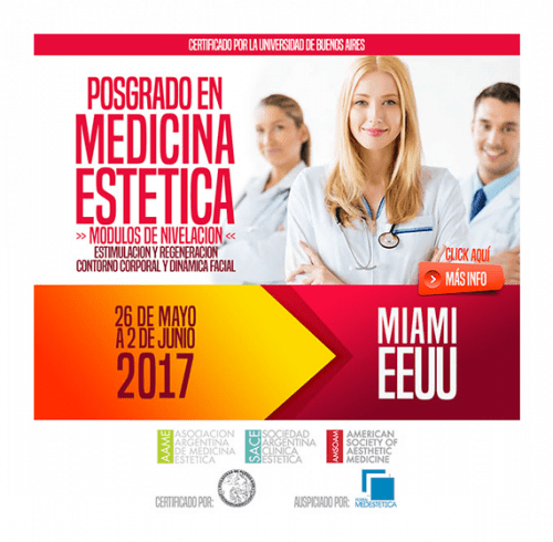 Posgrado Medicina Estetica