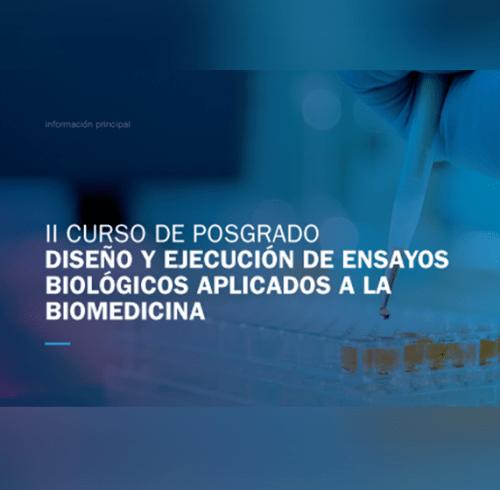 Curso ejecución biologicos