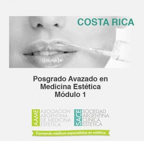 Posgrado Medicina Estetica Costa Rica