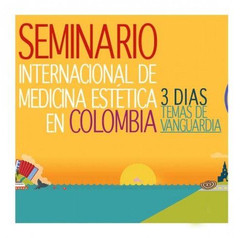 Seminario Medicina Estética en Colombia