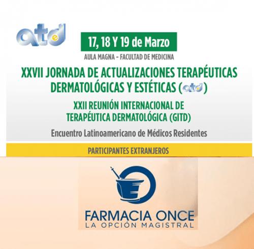 Jornada Terapeutica Dermatologica y Estética