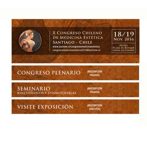 Congreso Chileno Medicina Estetica