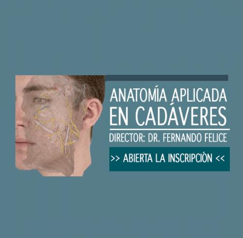 Anatomia aplicada a cadaveres