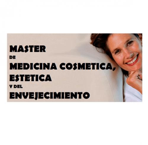 Máster de medicina cosmética, estética
