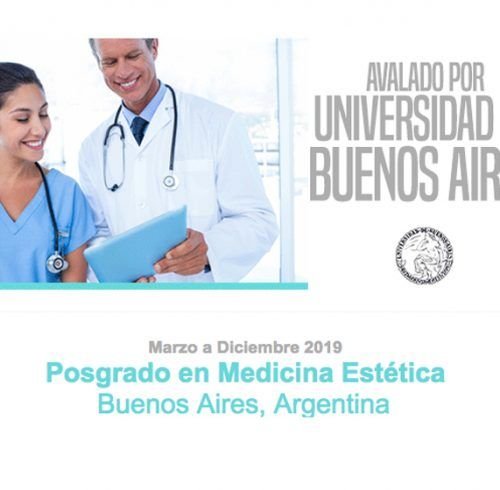 Posgrado en Medicina Estética Buenos Aires