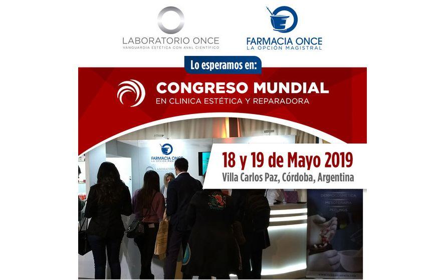 Congreso Mundial en Clínica Estética y Reparadora